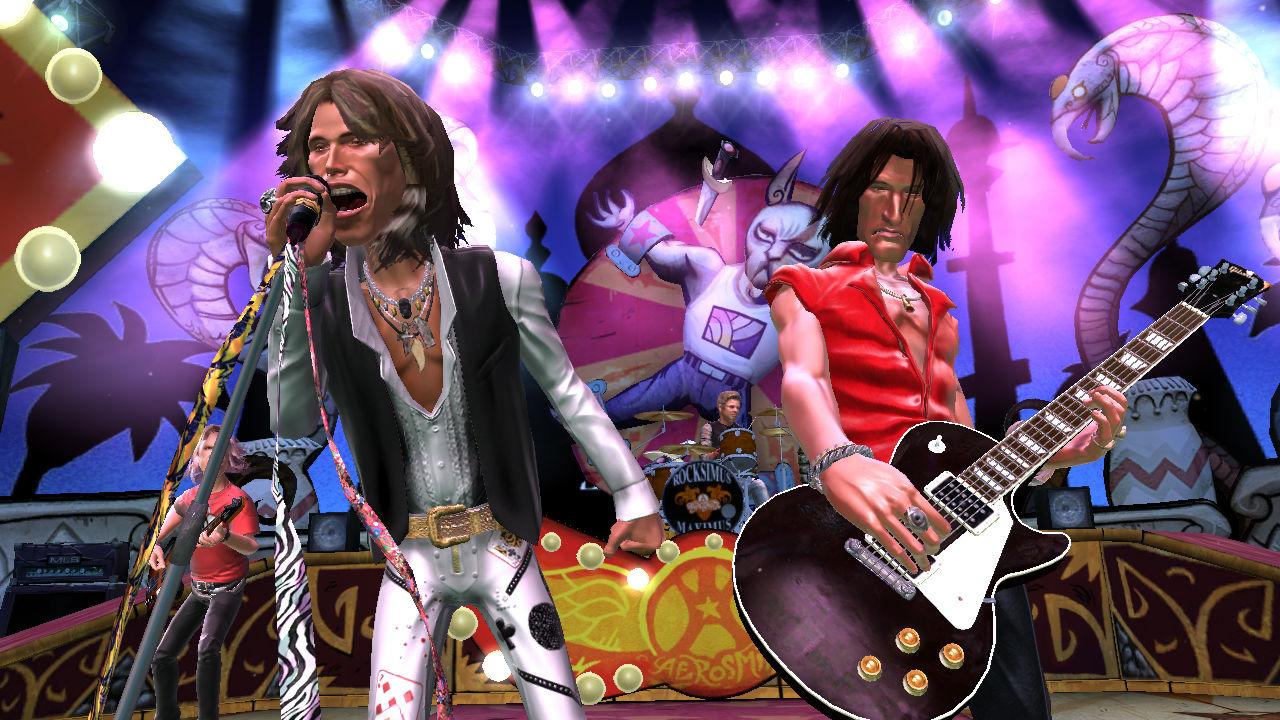 Aerosmith tjänar en rejäl hacka på TV-spel