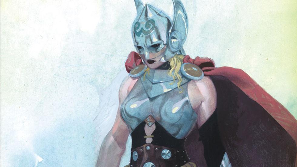 Thor blir kvinna
