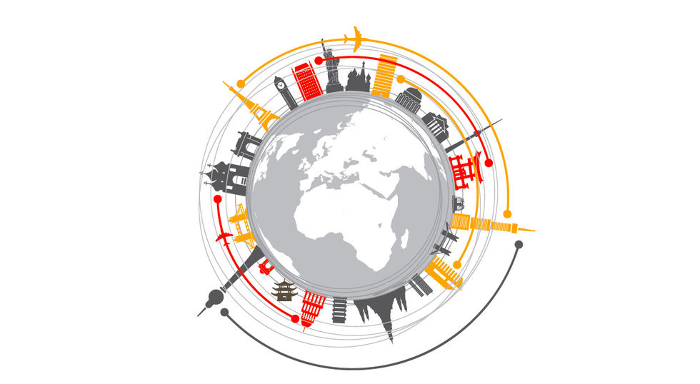 Världens mest besökta stad 2014 är London