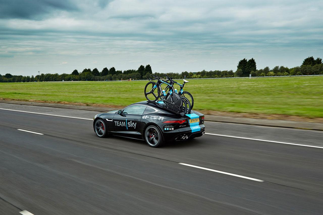 Snyggaste cykelfraktaren någonsin?