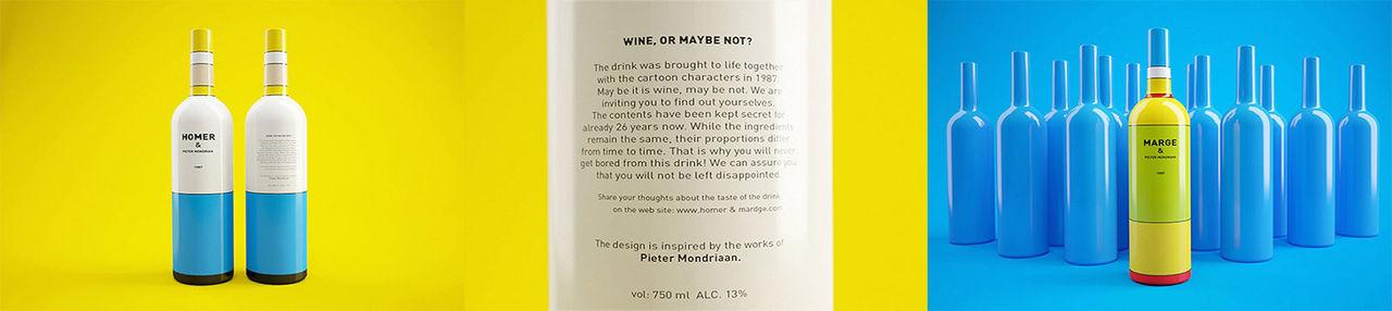 Simpsons-vin