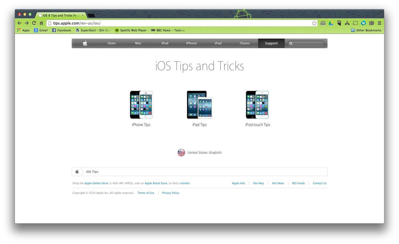 App tipsar om hur du ska använda iPhone