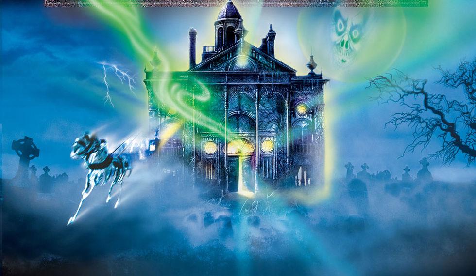 Disneylands Spökhuset blir tv-special