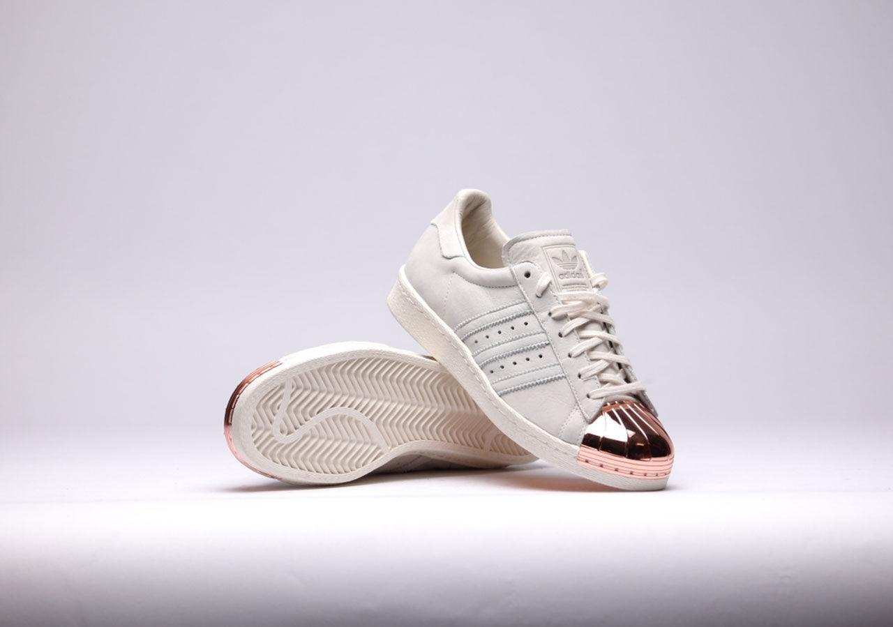 adidas Originals Superstar med koppartå