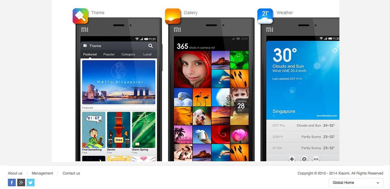Xiaomi ljuger om sin flaggskeppsmodell