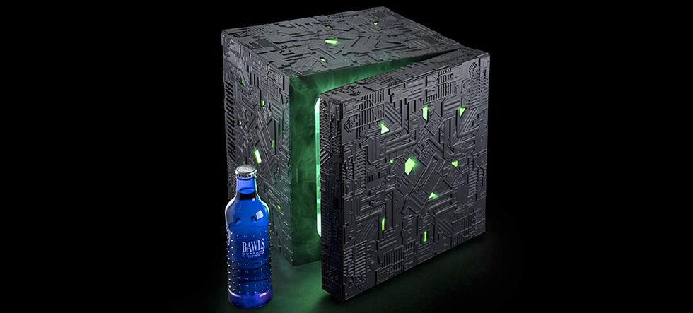 Borg-kylskåp