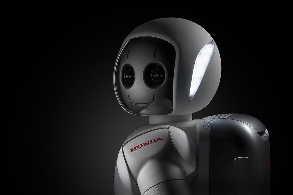 Vi har kollat in roboten Asimo