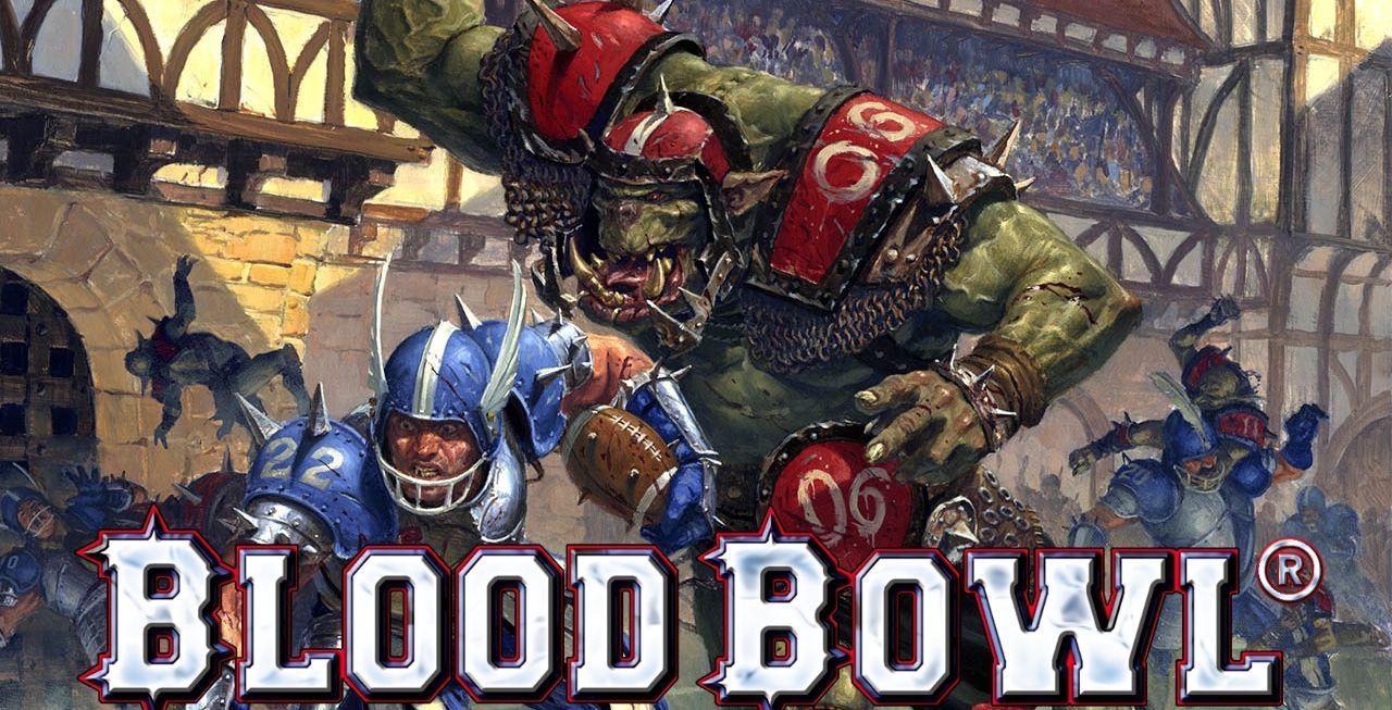 Games Workshops Blood Bowl går nu att spela på surfplattan