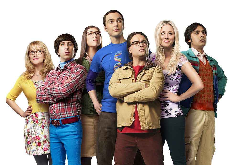 Lönebråk i Big Bang Theory