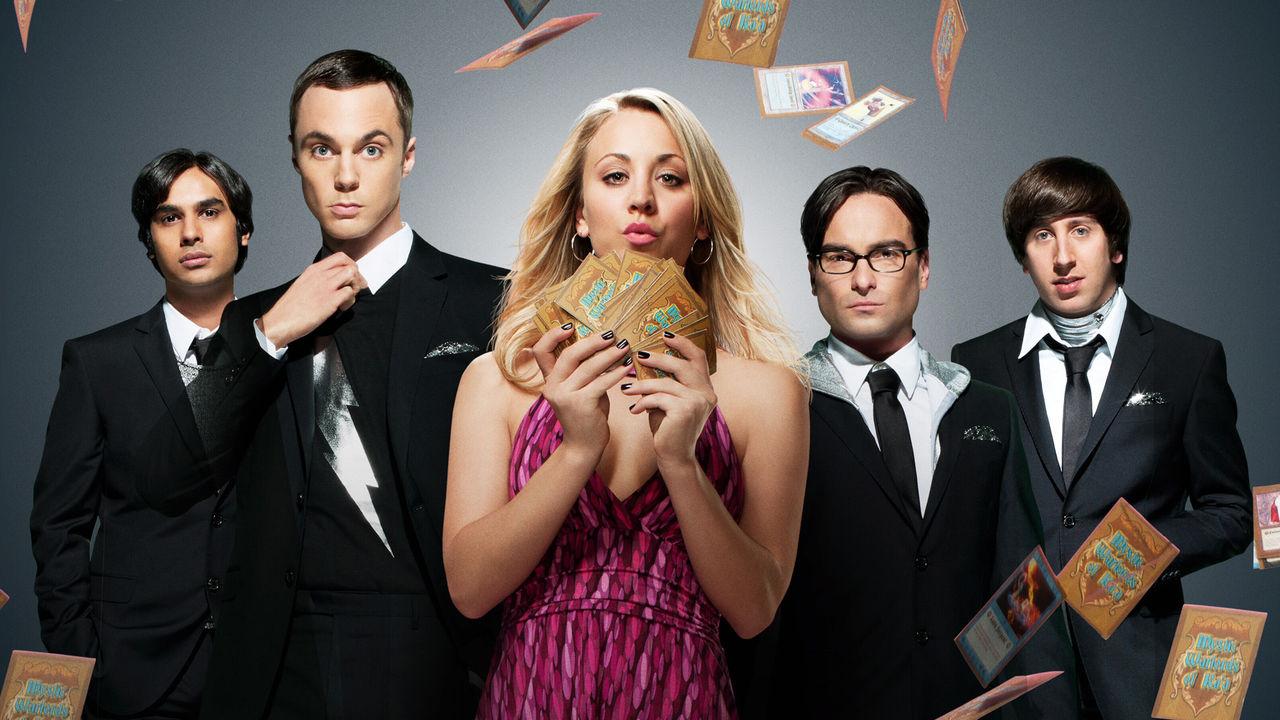 Big Bang Theory-lönerna fixade