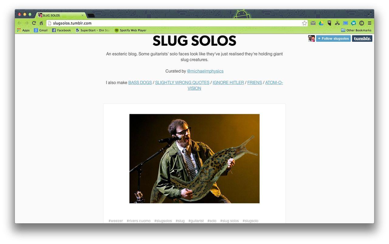 Slug Solos