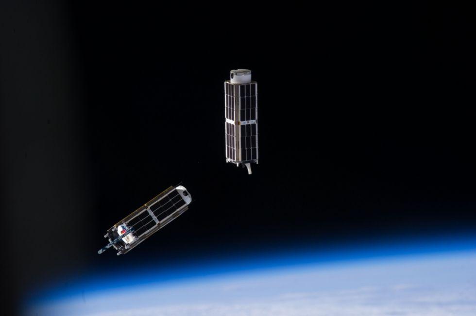 NASA vill skriva ut en hel kamera till en satellit