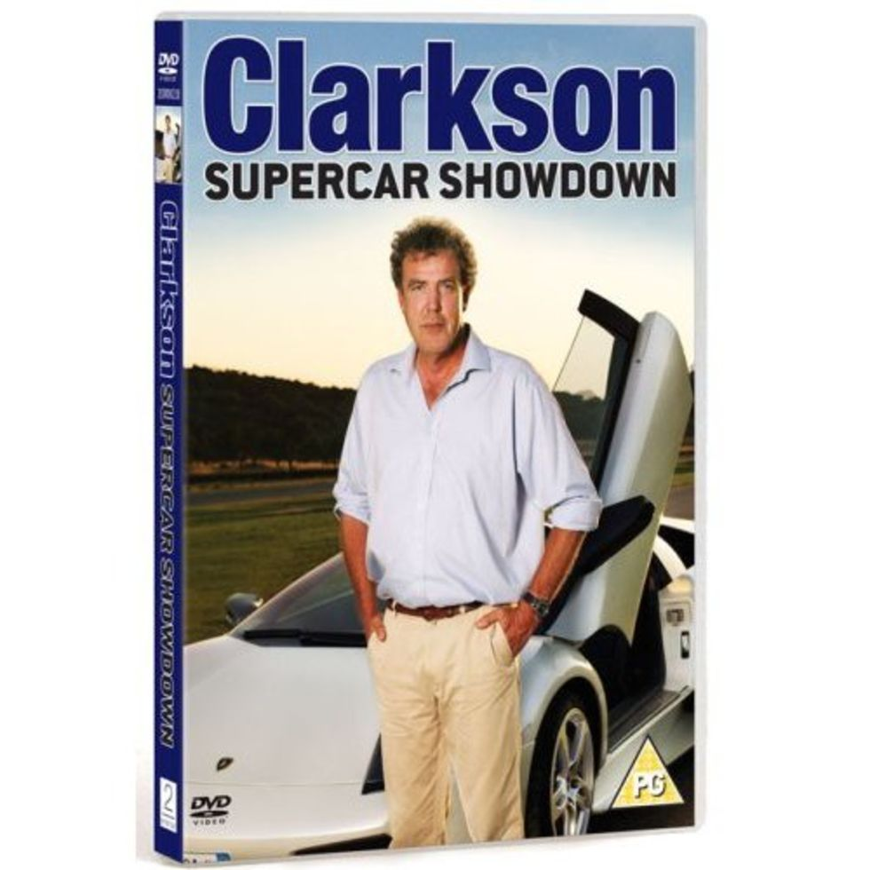 DVD-tips: Clarkson Supercar Showdown