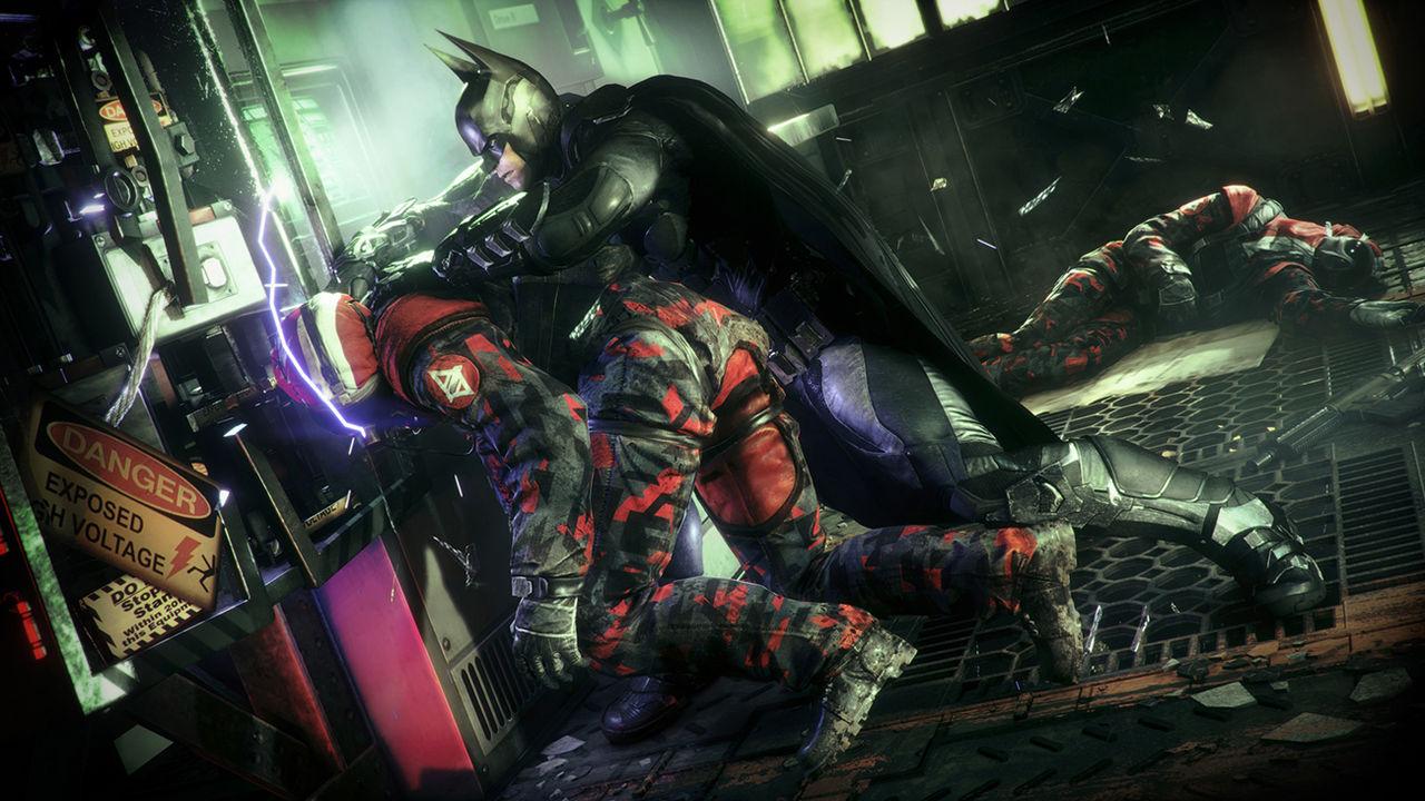 Nya bat man