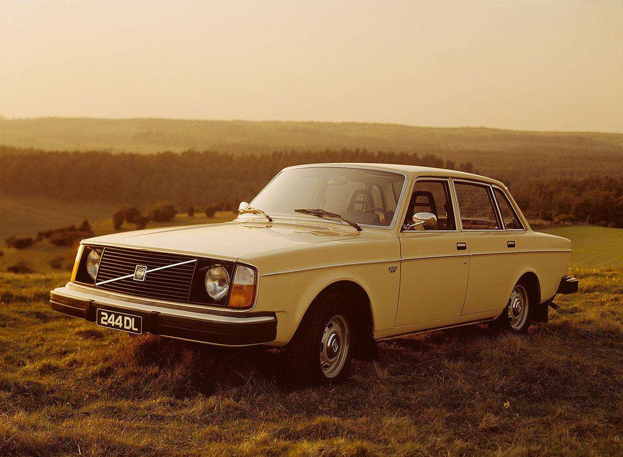 Tut i luren! Volvo 240 fyller 40 år!