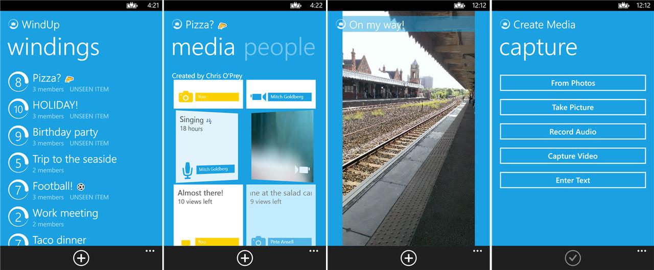 Microsoft släpper snapchat-klon till Windows Phone