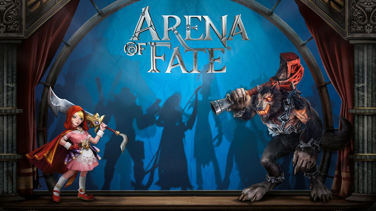 Arena of Fate Game Director Vesselin Handjiev