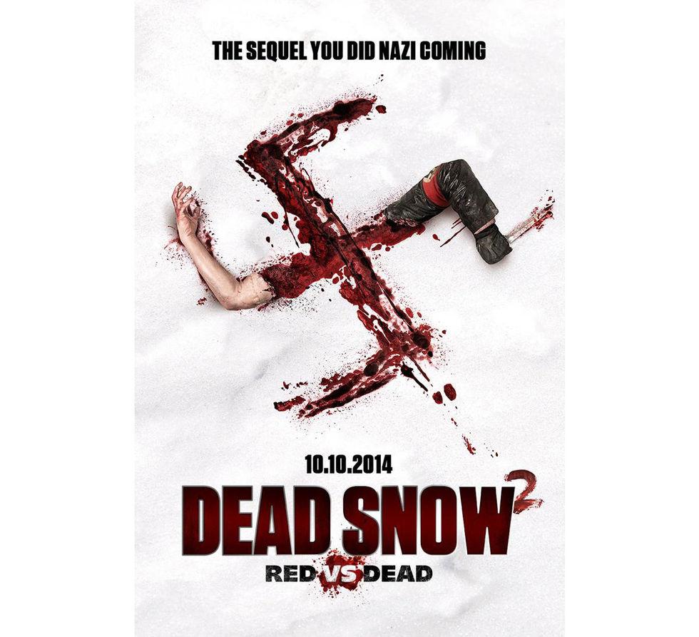 Poster för Död Snö 2
