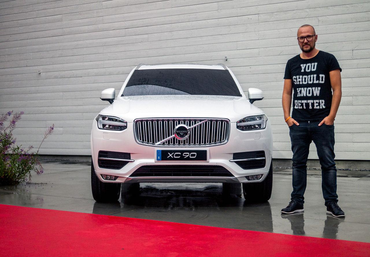 Här hittar du allt om nya Volvo XC90!