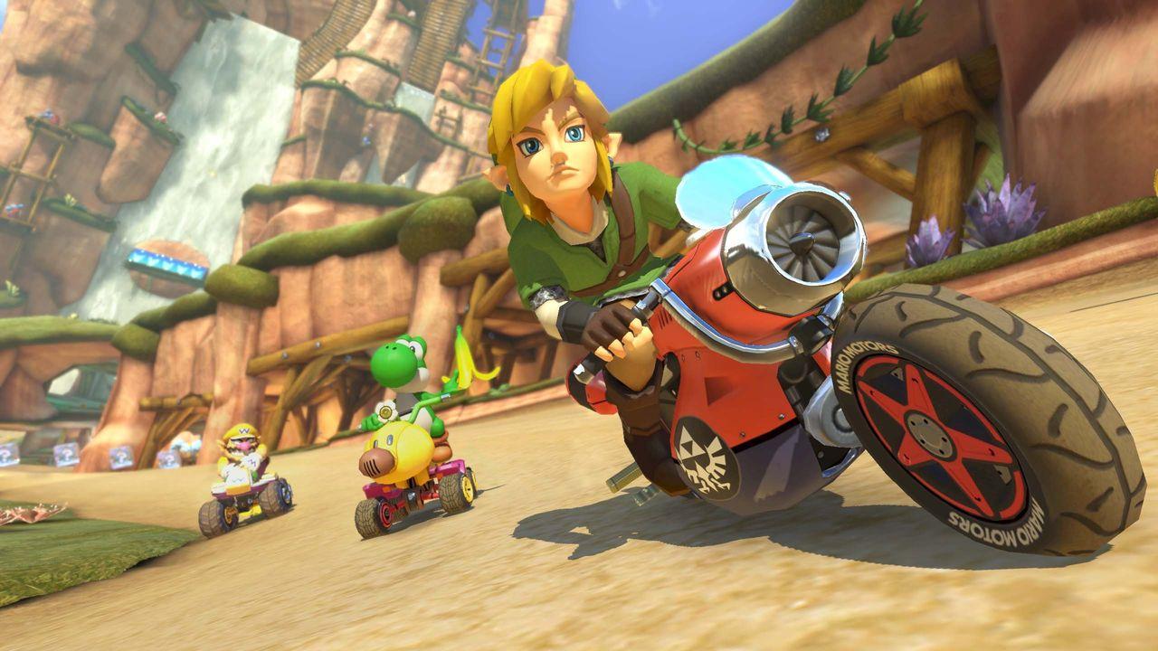 16 nya banor till Mario Kart 8