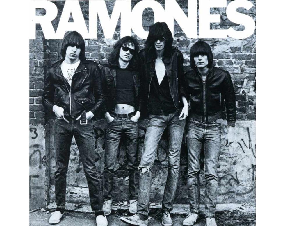 Ramones-film på gång