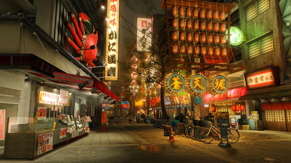 Nästa Yakuza-spel heter Yakuza Zero