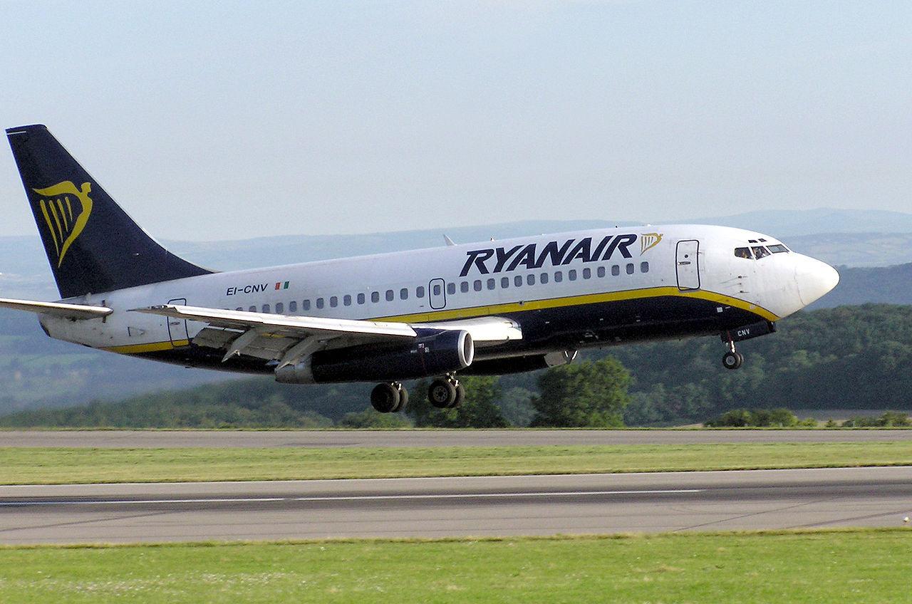 Ryanair startar business class