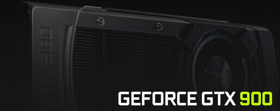Nvidia hoppar direkt till GeForce 900-serien