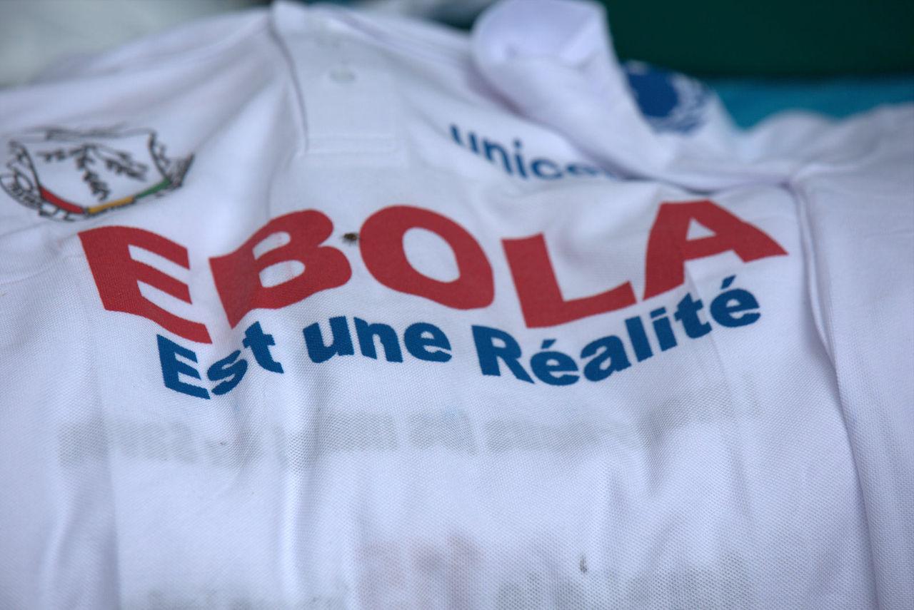 Ebola-krisen i Afrika benämns nu som en epidemi