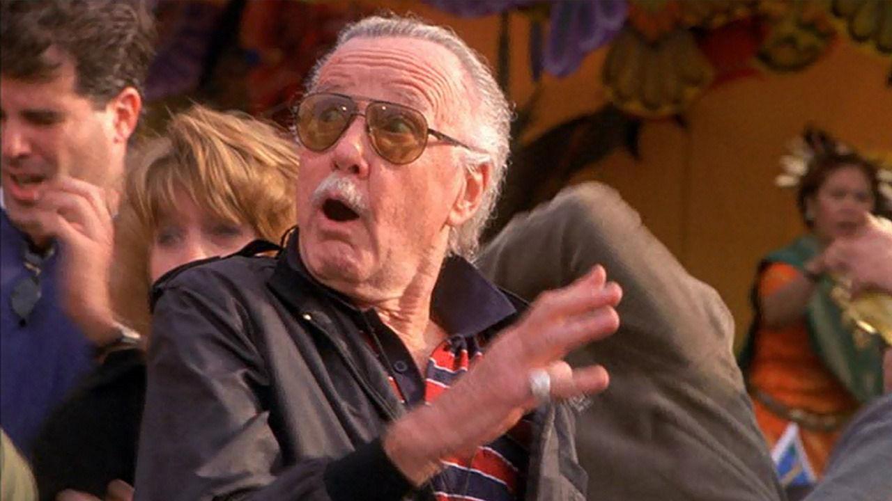 Stan Lees första cameo i Guardians of the Galaxy