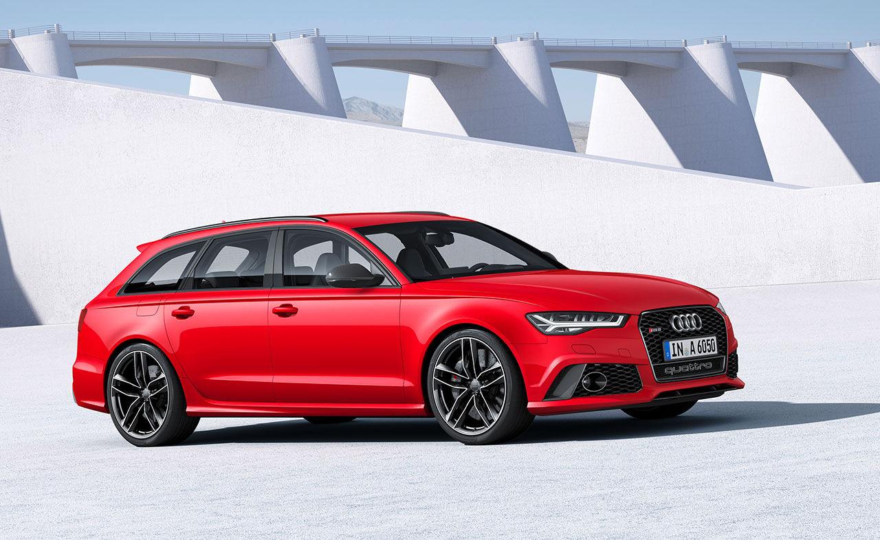 Audi uppdaterar A6