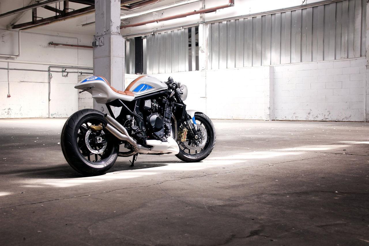 Så här cool kan en Suzuki Bandit bli