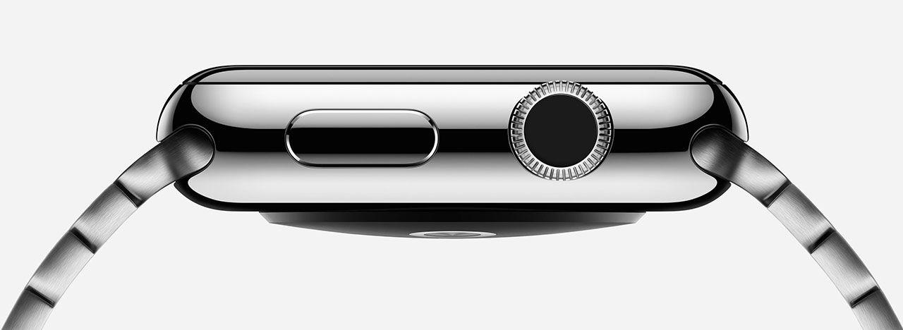 Här är Apples klocka!
