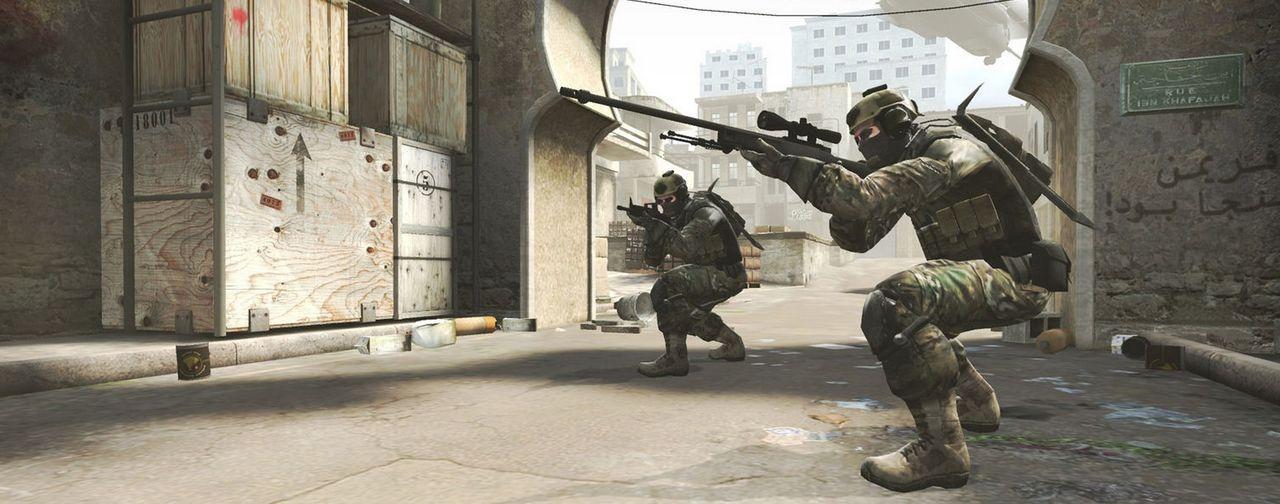 Counter-Strike-turnering till Globen