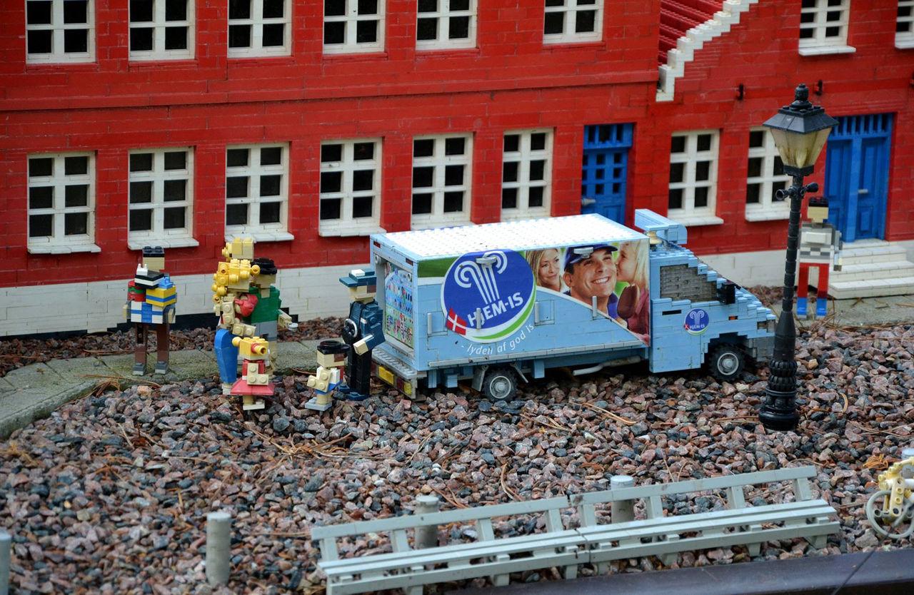 Legoland öppnar i Dubai