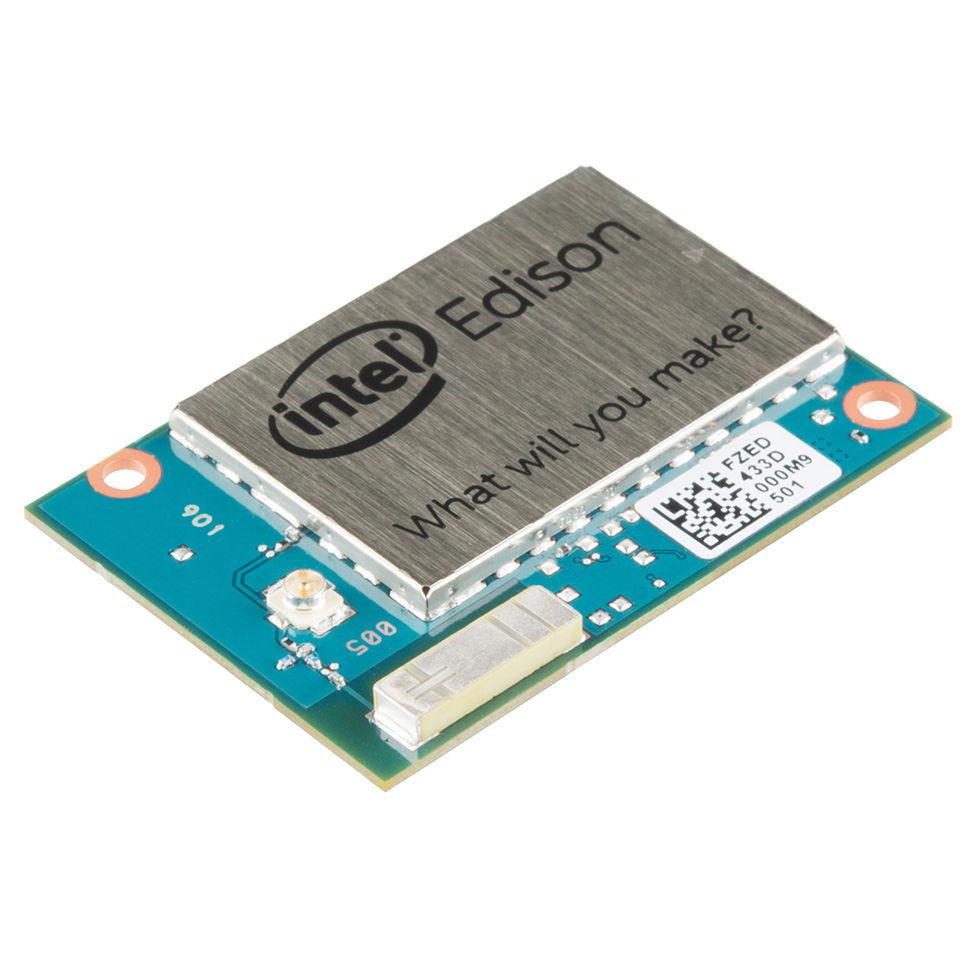 Intel släpper Edison