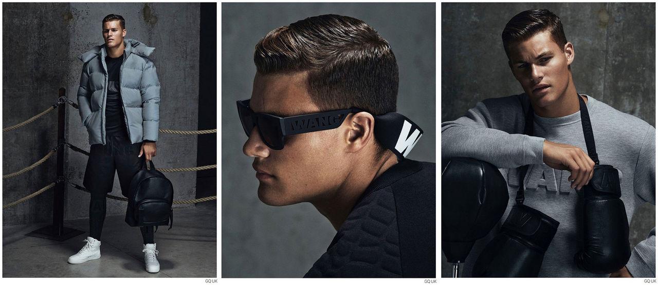 Första titten på Alexander Wang och H&M