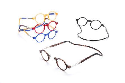 Artiklar som innehåller läsglasögon   Tjock