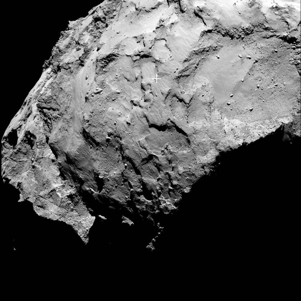 Snart landar ESA på en komet