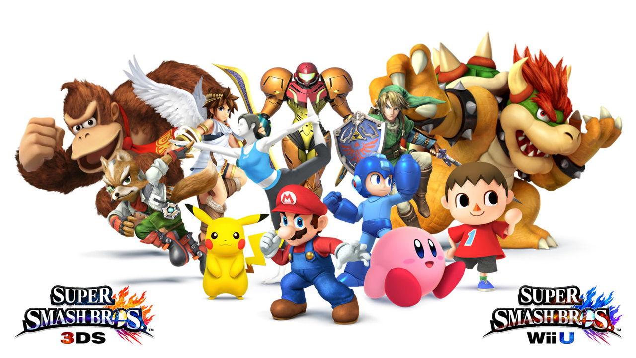 Det går bra för Super Smash Bros till 3DS