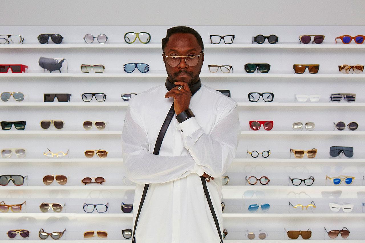 will.i.am lanserar glasögon