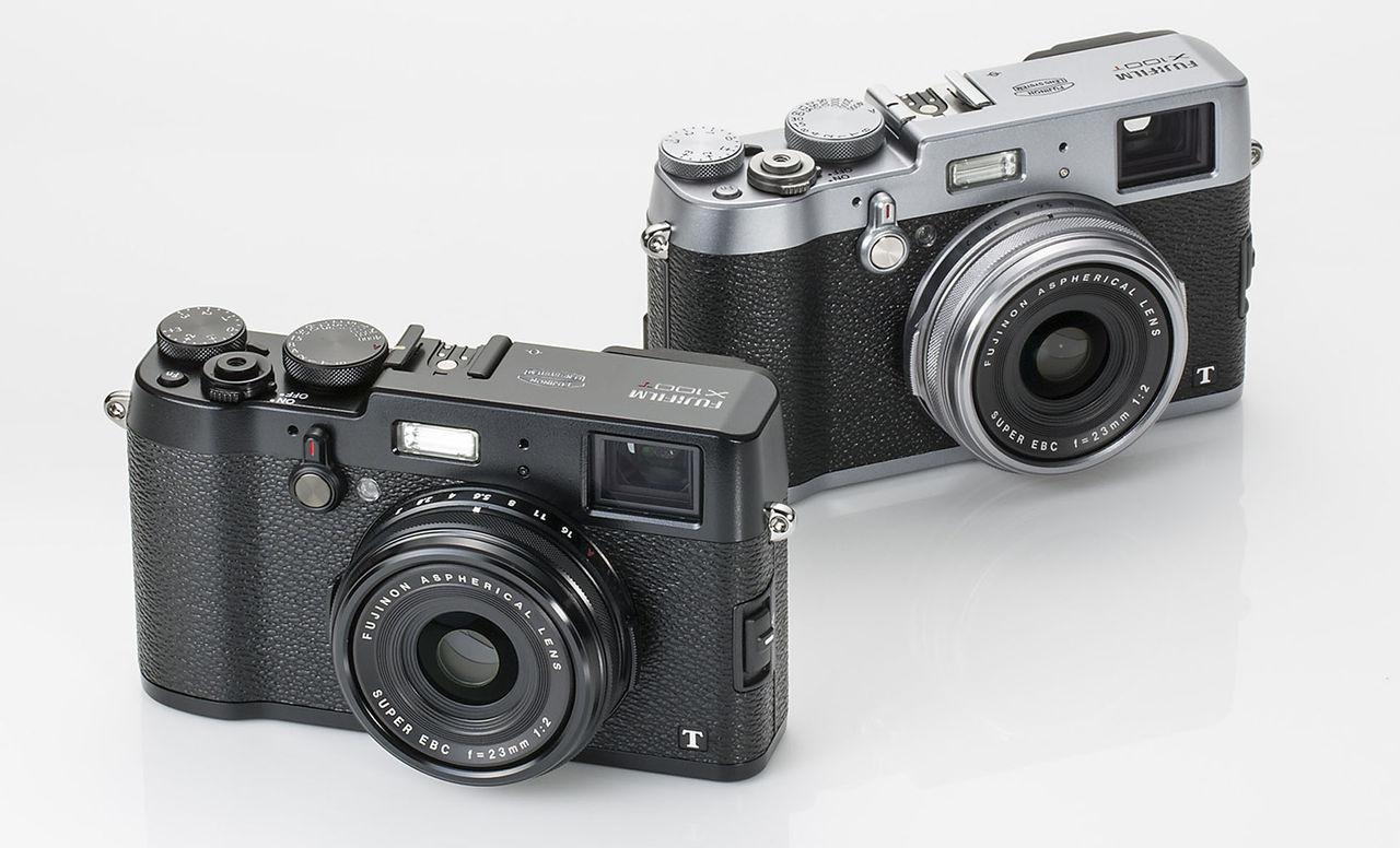 Fujifilm släpper X100T