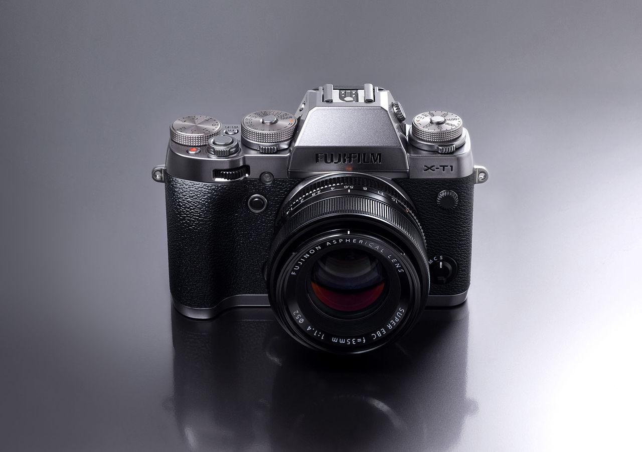 Ny version av Fujifilm X-T1