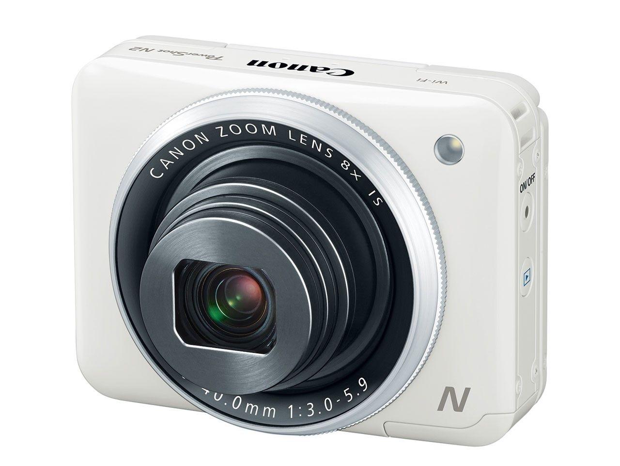 Canon släpper Powershot N2