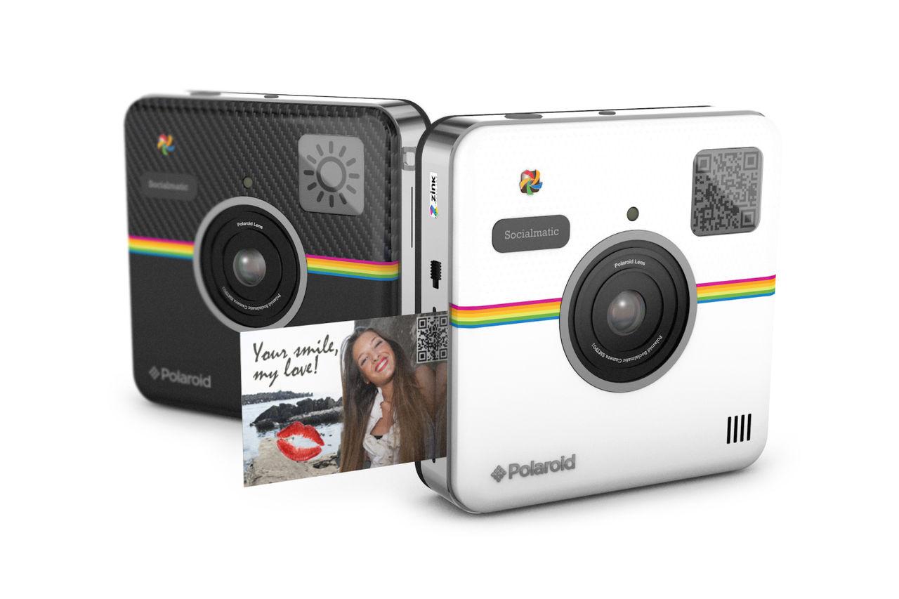 Här är Polaroids jättekamera