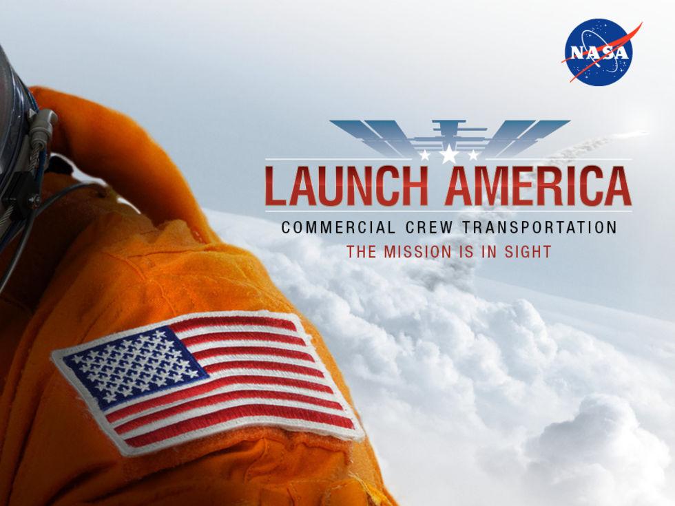 Boeing och SpaceX ska flyga astronauter till ISS