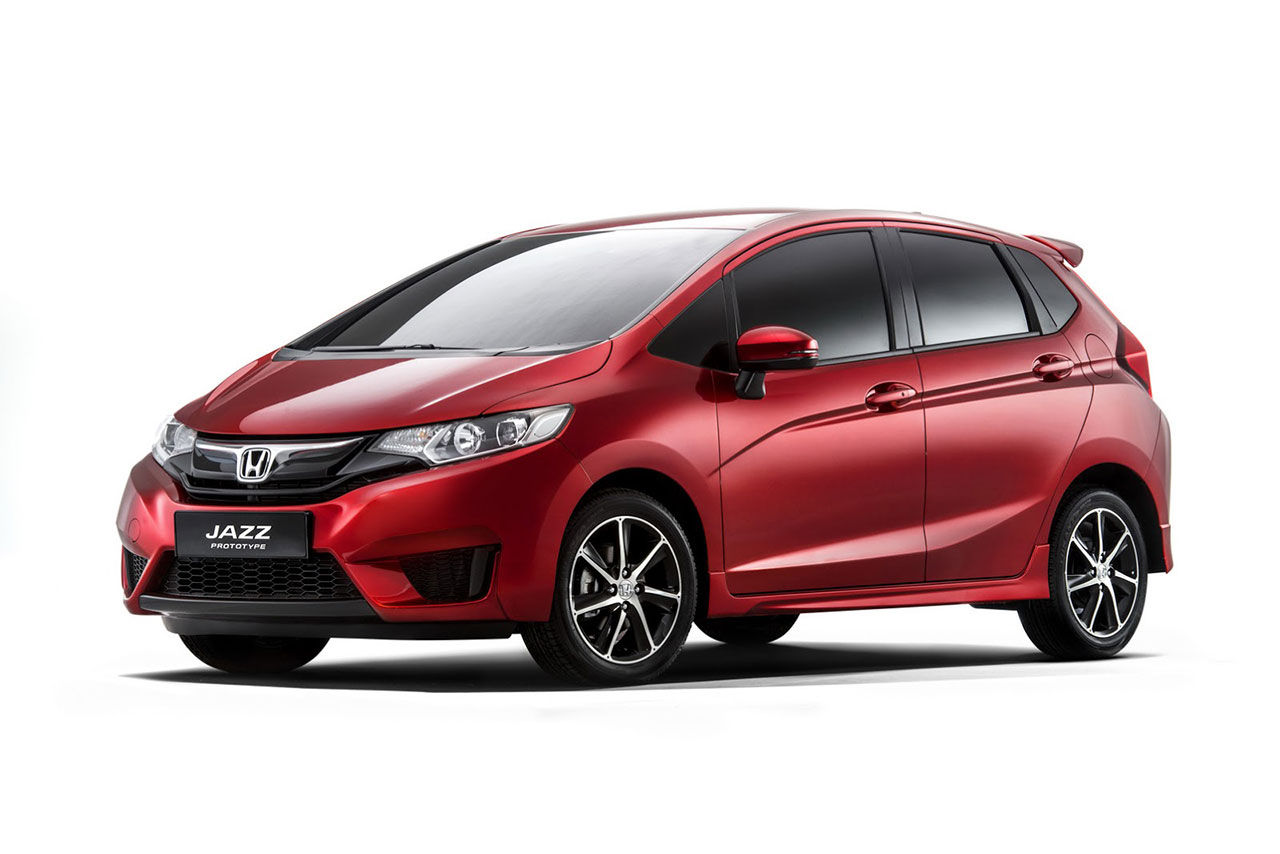 Honda visar nya Jazz
