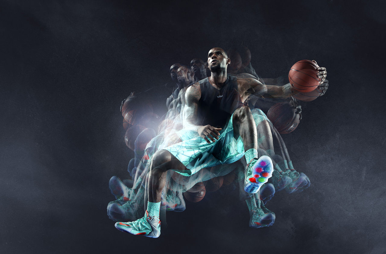 Nike presenterar LeBron 12