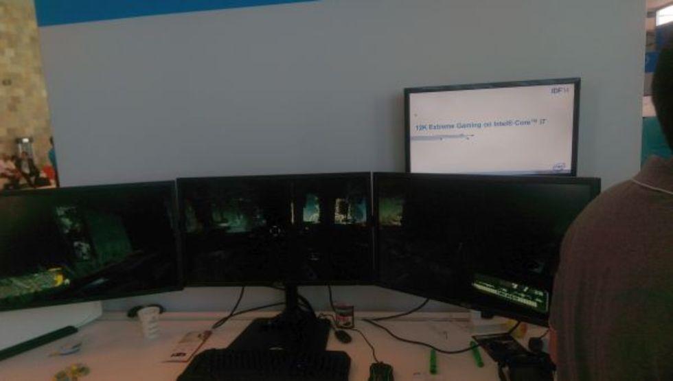 Intel visade