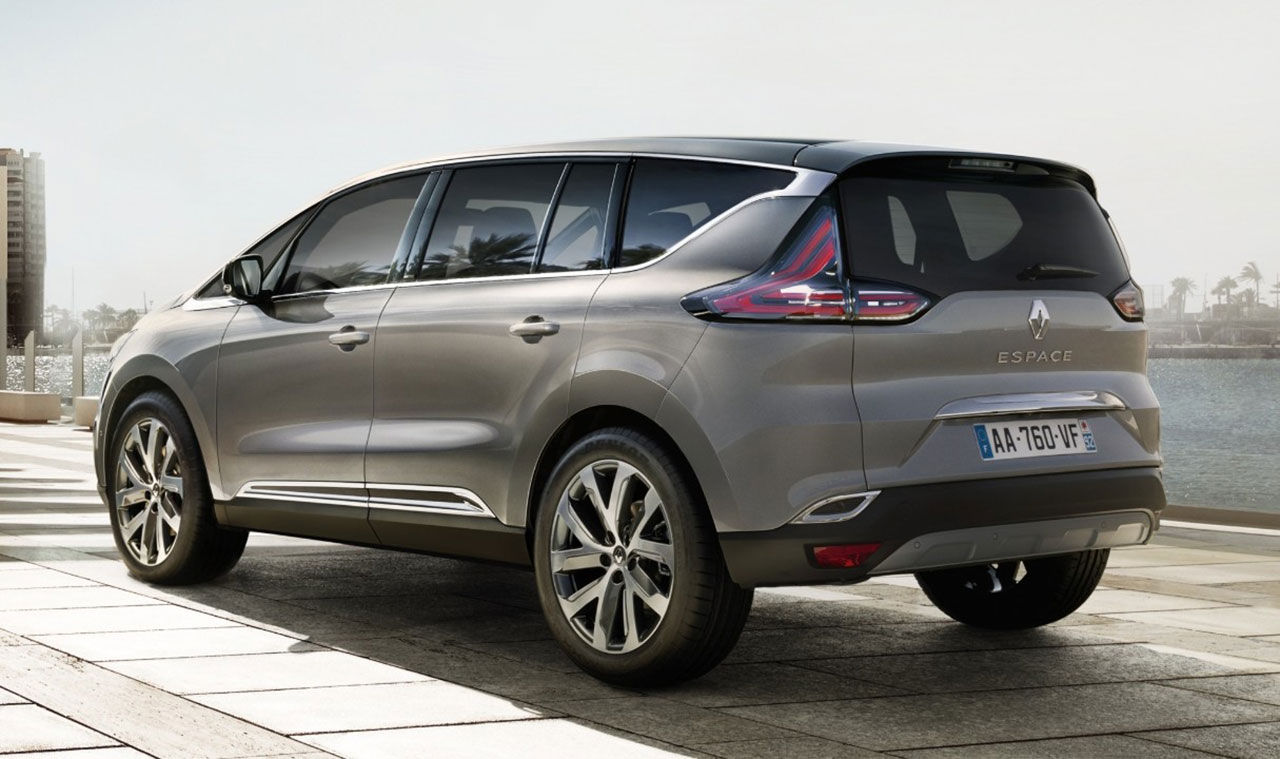 Renault visar upp nya Espace